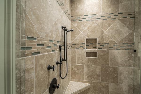 Choisir Les Dimensions Du Carrelage De Sa Salle De Bains - Photo salle de bain carrelage