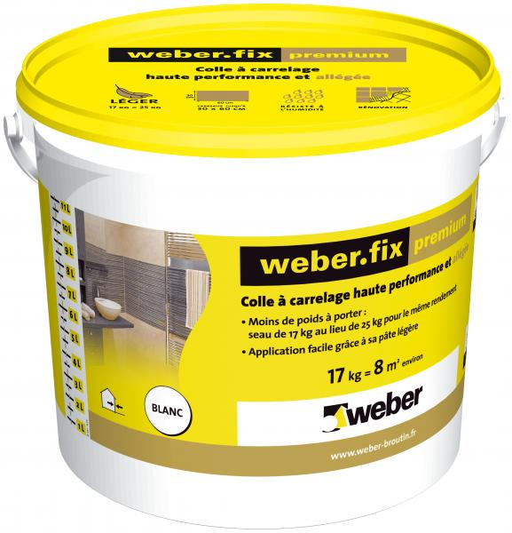 Colle carrelage exterieur weber for Colle carrelage weber